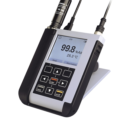 Portavo Portable Meter | pH, ORP, Conductivity O2 Measurements