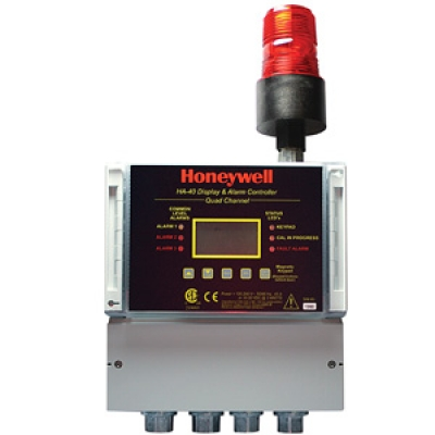 Control System: HA71, HA40 and HA20 Gas Detection